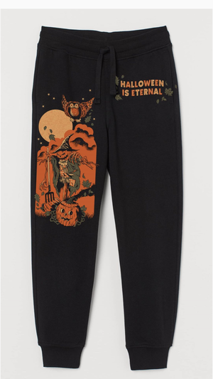 Halloween Is Eternal (Scarecrow) - Jogger Sweatpants