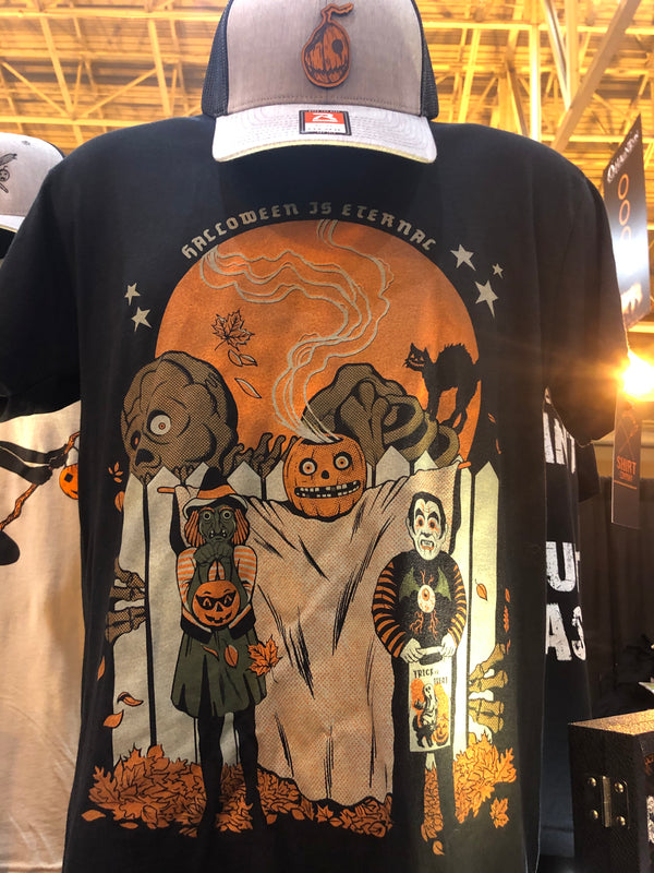 Halloween is Eternal Tee