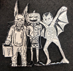 The Halloween Shirt Company KIDS Enamel Pin