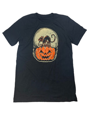 Pumpkin Cat Tee