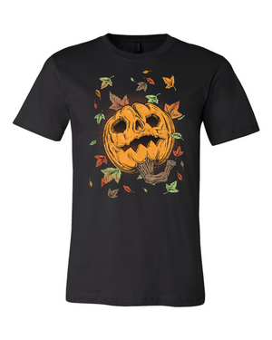 Pumpkin Leaves Tee