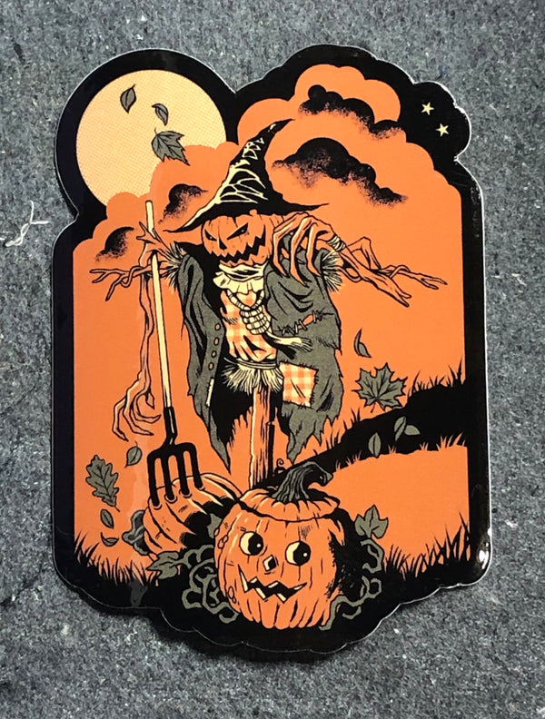 "Eternal Scarecrow 4"" Sticker"