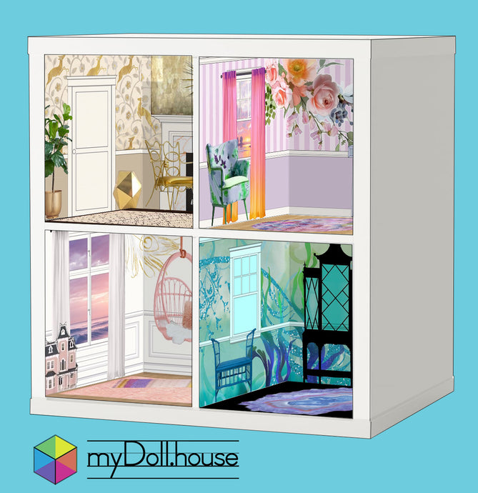 an amazing dollhouse for your child