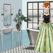 Load image into Gallery viewer, Azure Alcove - myDoll.house