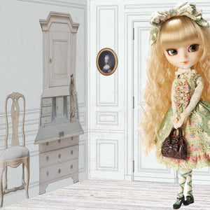 Gustavian Manor - myDoll.house