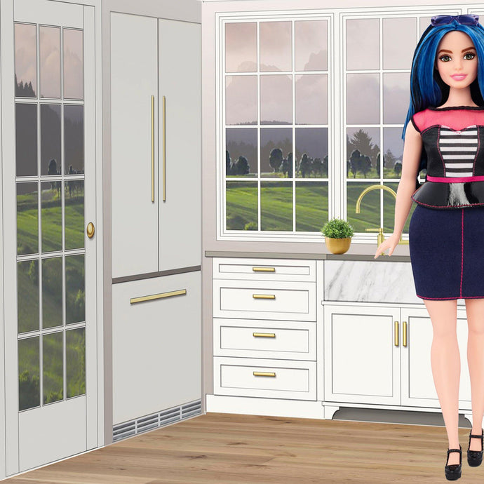 Kitchen Gourmet - myDoll.house