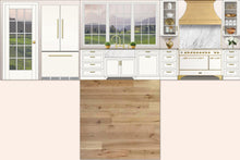 Load image into Gallery viewer, kitchen gourmet full room flat Ikea insert layout