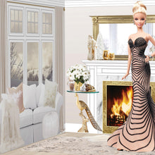 Load image into Gallery viewer, White Christmas - myDoll.house