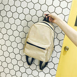 Mini's Champagne Candy Coated Backpack