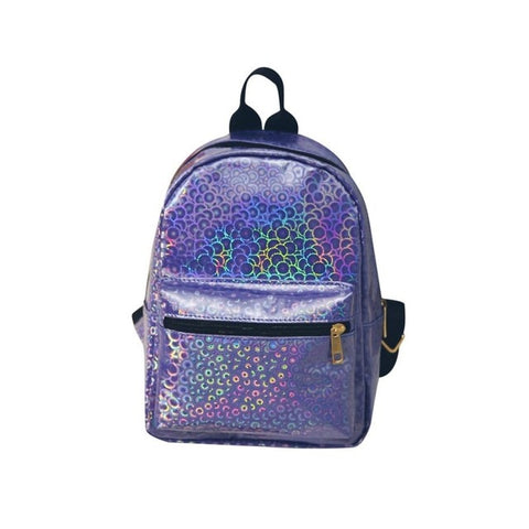 Mini's Purple Candy Coated Backpack