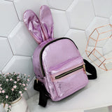 Pink | Bunny Shine Softback Faux Leather