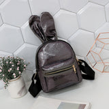 Ink Brown | Bunny Shine Softback Faux Leather