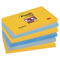 Pk6 post it 655-6ss viestil 76x127mm ny