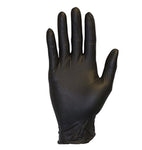 Powder-Free Nitrile Gloves,M,L,XL, Black, 4.4mil, 1000/Ct $.08/ea-1,000units per case