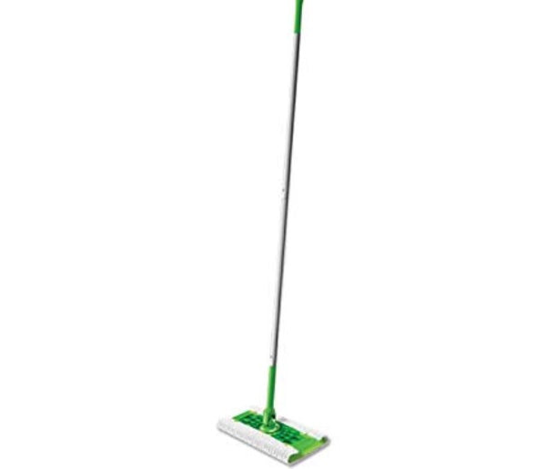"Swifter Mop, 10"" wide Mop, Green"