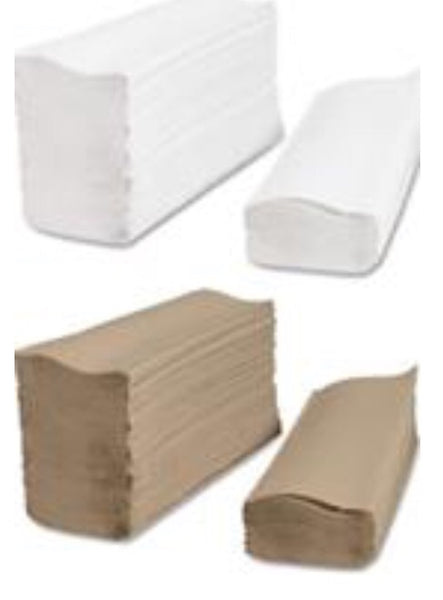 Muti-fold and C-fold napkins