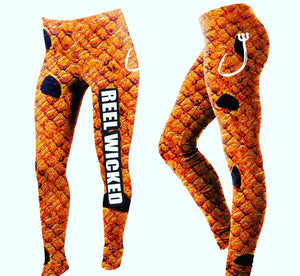 Ladies Redfish Perf Leggings