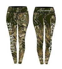 Camo Perf Leggings