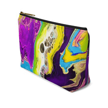 Load image into Gallery viewer, Accessory Pouch w T-bottom