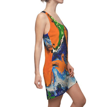 Load image into Gallery viewer, Women's Cut & Sew Racerback Dress