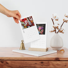 Load image into Gallery viewer, Vertical Desk Calendar