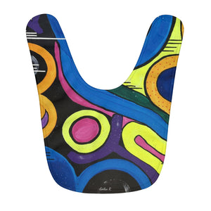 Fleece Baby Bib