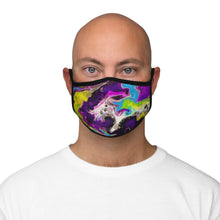Load image into Gallery viewer, Fitted Polyester Face Mask