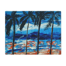 "Load image into Gallery viewer, Placemat ""Palmbeach"" by GeilsaRosinha"