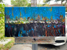 "Load image into Gallery viewer, Abstract Painting 15"" x 30"""
