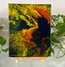 Load image into Gallery viewer, Acrylic Painting 8 x 10