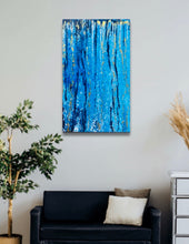 "Load image into Gallery viewer, 30"" X 48""  Original Painting (Golden Dreams )"