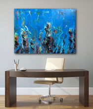 "Load image into Gallery viewer, 24"" x 36""  Original Abstract  Painting"