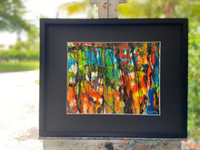 "Load image into Gallery viewer, Framed Original Artwork  16"" X 20"""