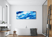 "Load image into Gallery viewer, Acrylic Painting 16"" x 40"""