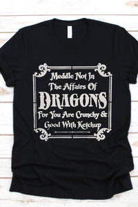 Affairs Of Dragons