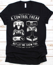 Load image into Gallery viewer, Control Freak Youth T-Shirt
