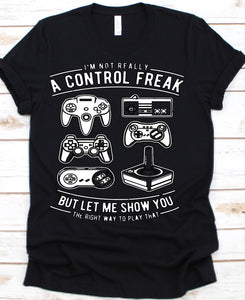 Control Freak Youth T-Shirt