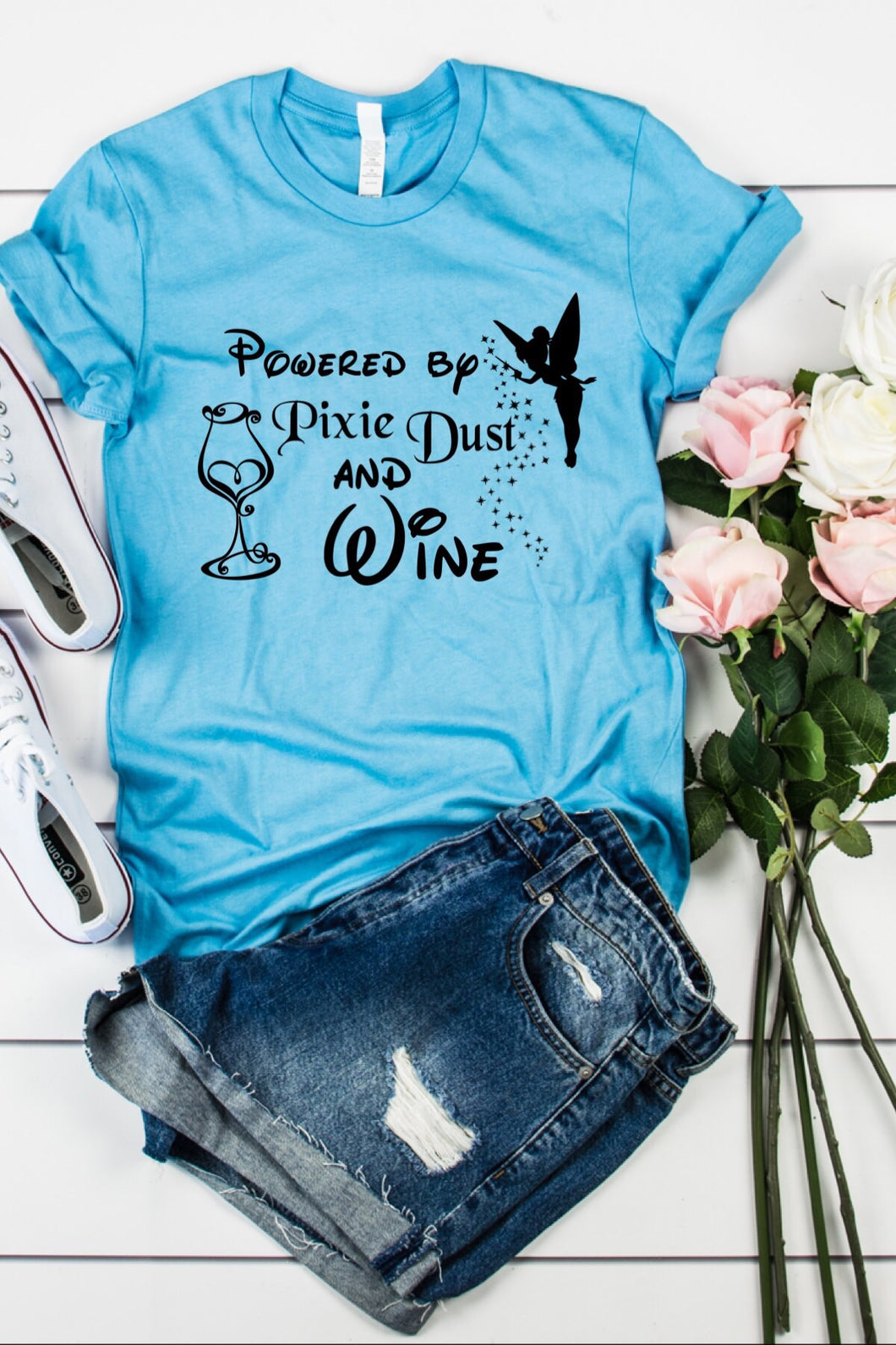 Pixie Dust and Wine