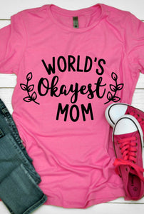 World's Okayest Mom