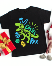 Load image into Gallery viewer, Easter-Saurus Rex Kid's T-Shirt