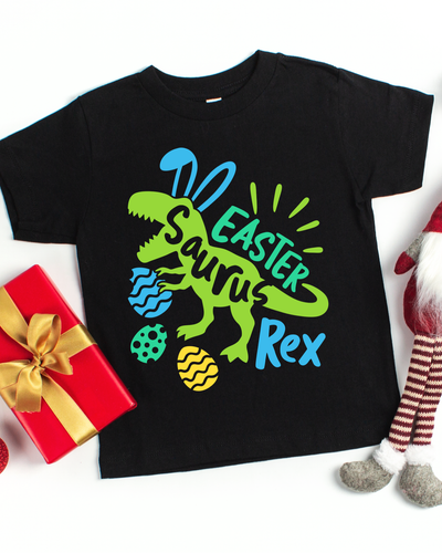 Easter-Saurus Rex Kid's T-Shirt