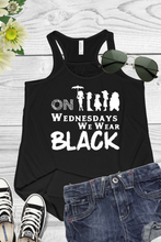 Load image into Gallery viewer, Black Wednesday Racerback
