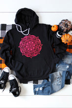 Load image into Gallery viewer, Mandala Curse Hoodie