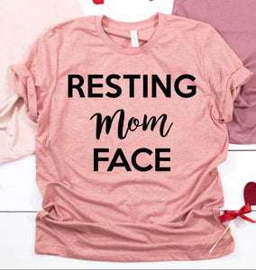 Resting Mom Face