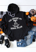 Load image into Gallery viewer, Inner Serial Killer Hoodie