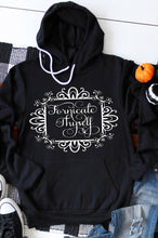 Load image into Gallery viewer, Fornicate Thyself Hoodie