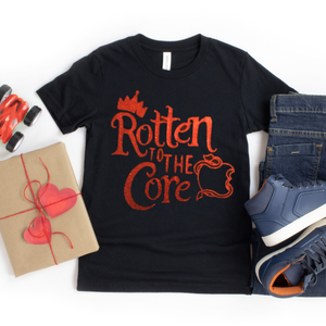 Rotten To The Core Youth T-Shirt
