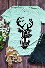 Load image into Gallery viewer, Oh Deer T-Shirt