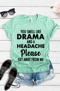Drama And A Headache