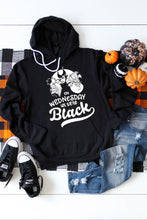 Load image into Gallery viewer, Black Wednesday Hoodie
